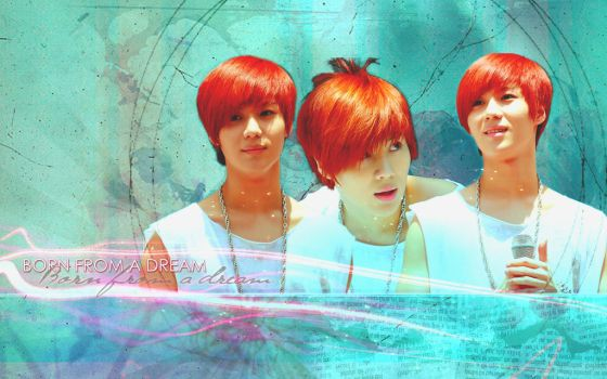 Born from a Dream  Taemin by UndergroundMemories