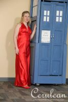 Doctor Who Photoshoot: Lucy by StrangeStuffStudios