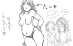 Alice got an upgrade by AkiraRatsura