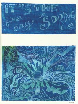 First Day Of Spring by Jordyn-Marie