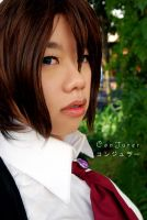 Shannon Cosplay Closeup by ConJurer-CJ