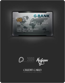 Credit Card by puler