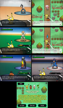 Pokemon Black and Blue -- NO by Disneyfreak007