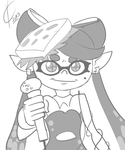 Performance worthy of Ink  how 2 Callie 3 by Dreatos