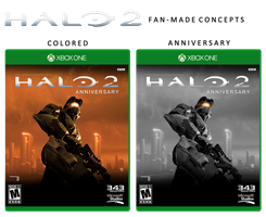 Halo 2: Anniversary   Version IV by DANYVADERDAY