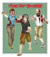 Time for Zombies by nevershop