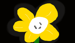 Flowey the Flower by Springgyspinnyboi
