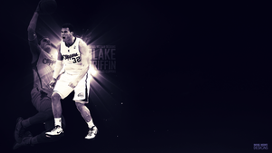 Blake Griffin wallpaper by RafaelVicenteDesigns