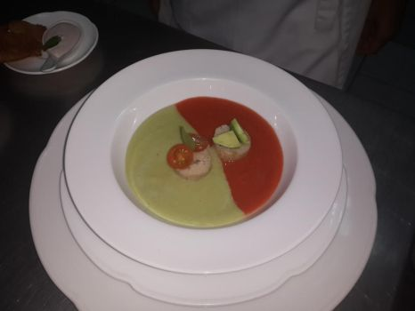 palta y tomate by noroxia
