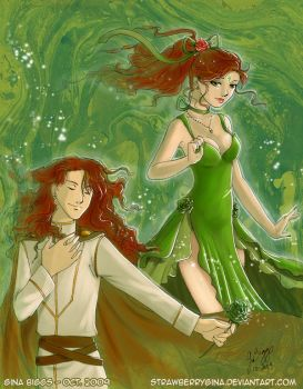 Sailor Jupiter And Nephrite Sailormoon by strawber...