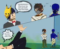 Ask a stupid question... by CreepsMcPasta