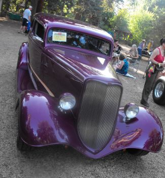 1933 Ford Victoria by Photos-By-Michelle