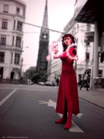 Scarlet Witch - Now in your Reality by das-Diddy