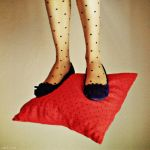 Surfing on a Pillow by MarinaCoric