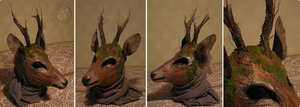 The Deer Child - Details by Nymla