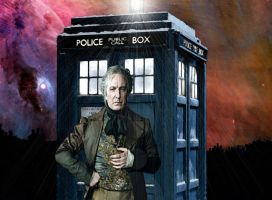 A new Timelord by Dixiebell12