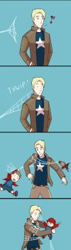 Super Dad by TinyPunches