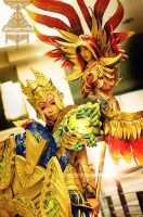Heretic Battle of the immortals cosplay4 by yukigodbless