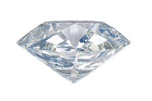 Diamond Transparent PNG by AbsurdWordPreferred