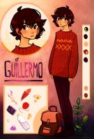 guillermo REFERENCE jpg ??? by R0BUTT