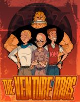 The Venture Bros by PaulSizer