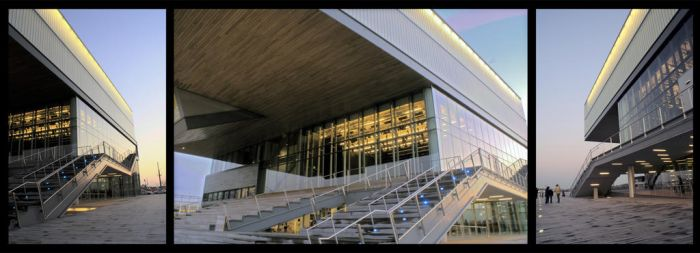 ICA by Diller Scofidio+Renfro by hellishknight