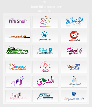 Logopack by issam991