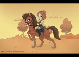 I'm Ready if you are by Almairis