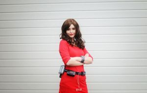 You could call me Oswin by StarbitCosplay