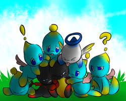 -One Hour Sonic Challenge: Chao Pile- by Traconian