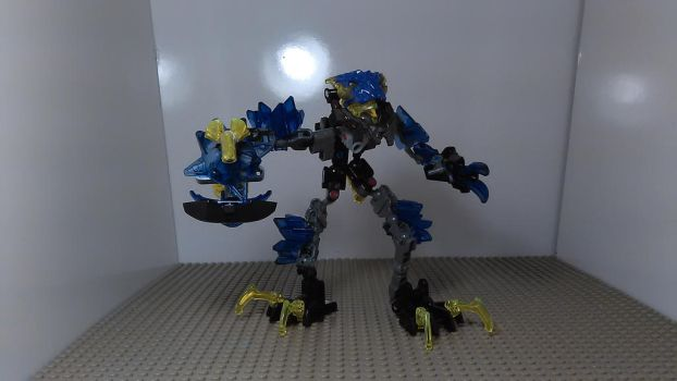 Quake Cannon (Robot Mode) by sideshowOfMadness
