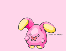 Exocet the Whismur.