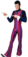 Robbie Rotten by QuestMark