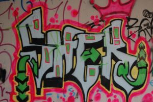 Graffiti by StaticPotential