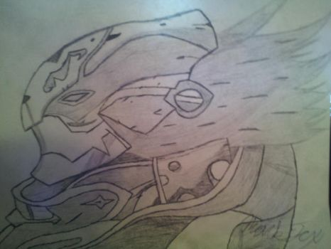 Strife Drawing by TheUnrealMido