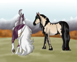 Death and Rebirth by RVMStables