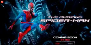 ''Amazing Spider-man'' banner - ''web-slinging'' by AndrewSS7