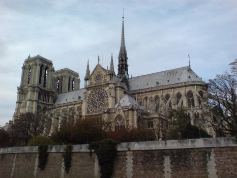 Notre-Dame Cathedral by Ragmon