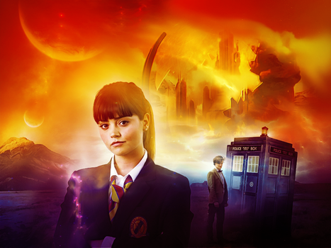 Doctor Who Series 7 by brookierulestheworld