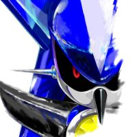 Metal Sonic by manaita