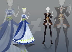 CLOSED Outfits Adopt Auction (63-64) by Liowa