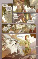 Project Waldo - Page 7 color by hughferriss