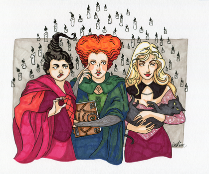 HocusPocus by ghoulsandgals