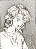 Luxa quick sketch by bdevries