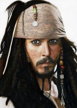 Jack Sparrow by Dignity13