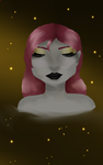 Golden Makeup by All-The-Feels-Here