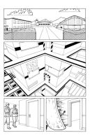 MAJESTIC XII INKED PAGE FOUR by MAJESTIC-XII-COMIC