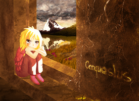 A long forgotten lucid dream by Conquestus