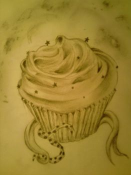 Mr Cupcake by JednaJedyna
