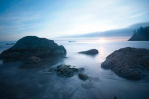 enchanted ocean stock by little-spacey